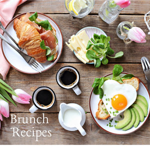 Brunch Recipe Boards for Every Diet
