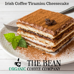 Irish Coffee Tiramisu Cheesecake Recipe