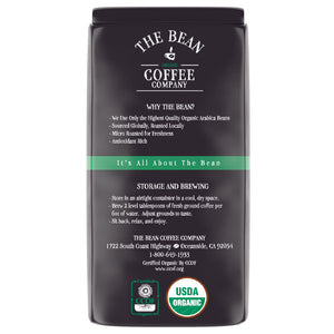 Organic 50/50 French Roast, 50% Decaf