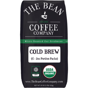 Organic Cold Brew Packs