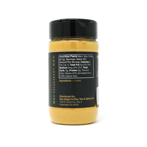100% Pure Turmeric Powder with 5% Curcumin