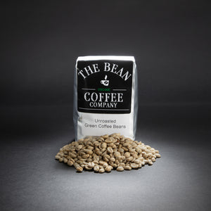 Organic Unroasted Green Coffee Beans, Colombian