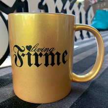 Load image into Gallery viewer, Living Firme Metallic 11 oz Coffee Mugs - Living Firme