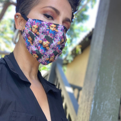 Face Masks made in Los Angeles - Living Firme