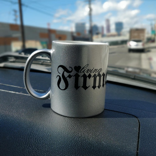 Living Firme Metallic 11 oz Coffee Mugs - Living Firme
