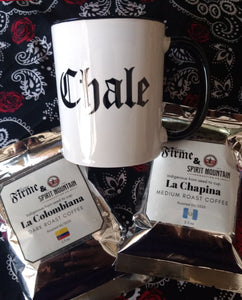 Coffee and Chale Mug Set