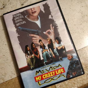 Signed by Sadgirl Mi Vida Loca DVD