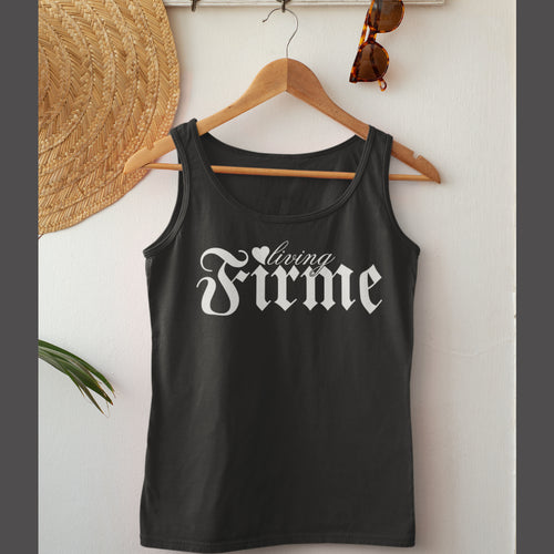 Living Firme Bella Canvas Heather Tank Tops