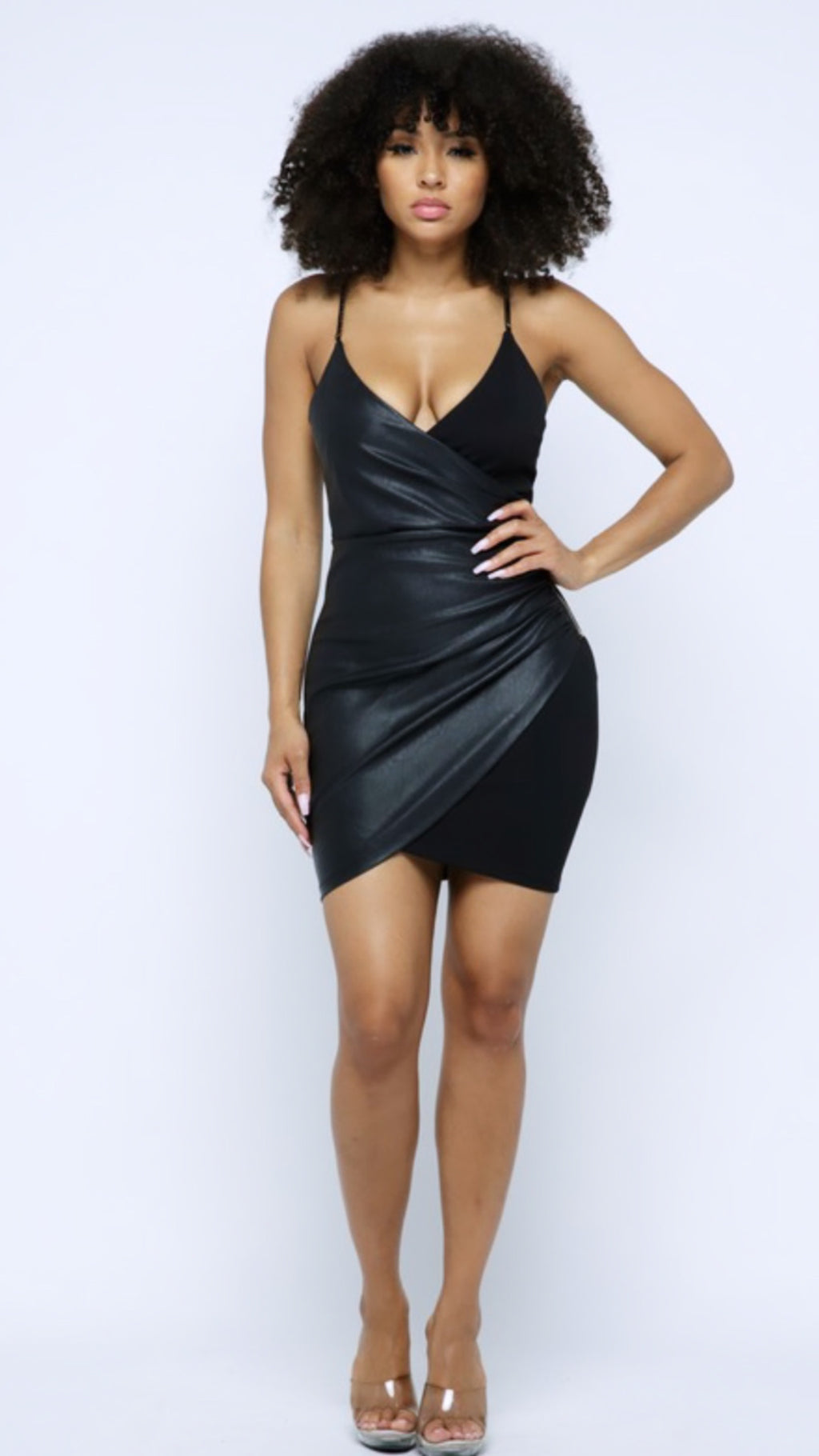 Take Me Out Mini Dress