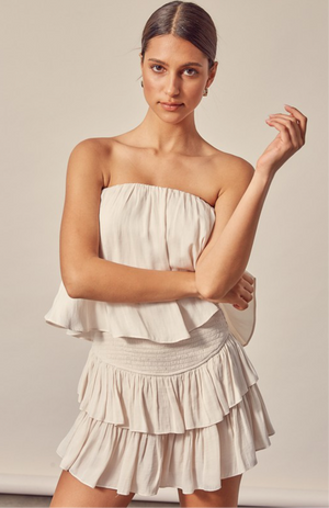 Play With Me Ruffle Romper-PREORDER ITEM