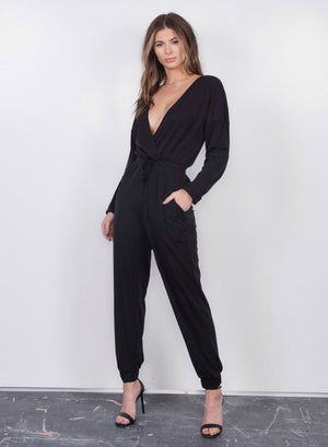 Just For Me Jogger Jumpsuit