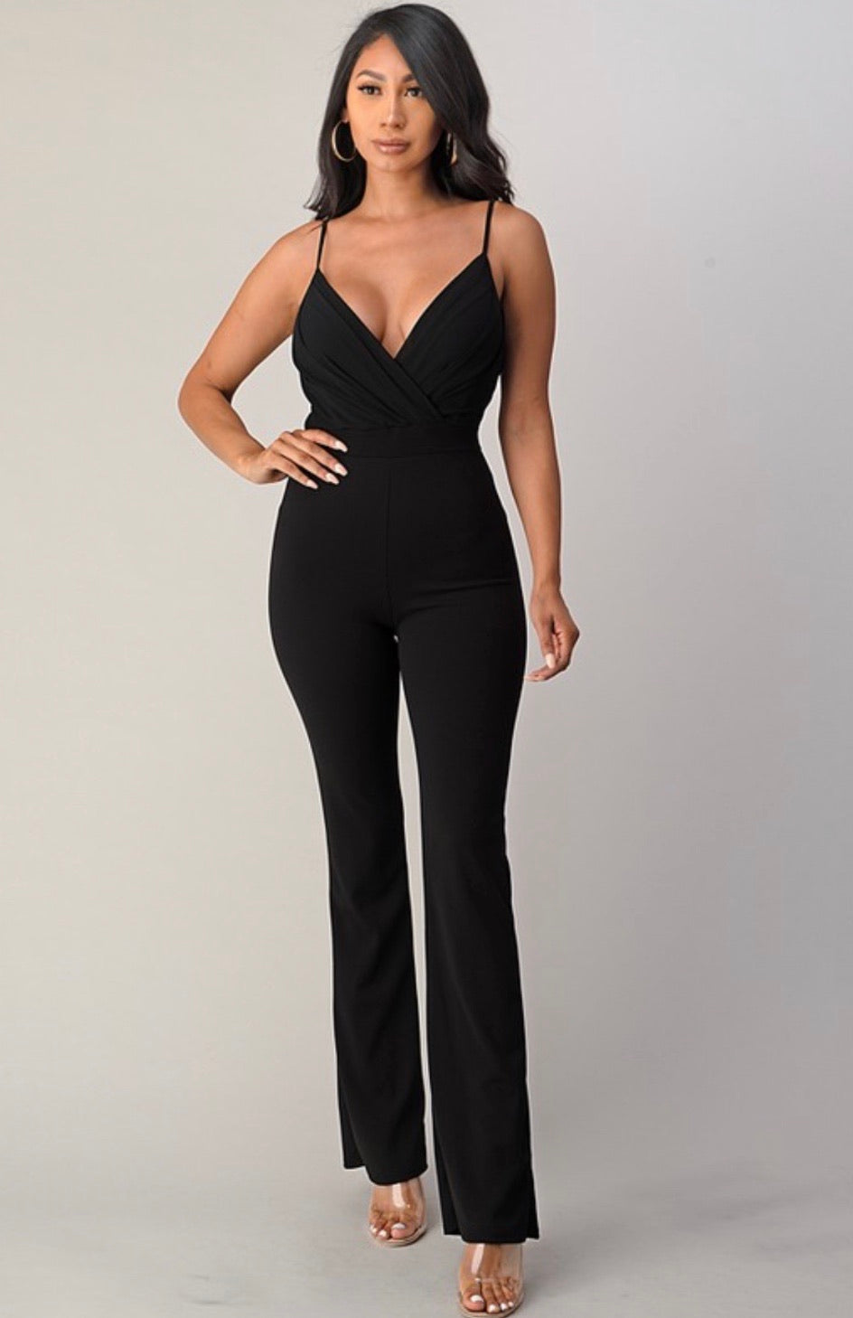 Sleek and Sexy Jumpsuit
