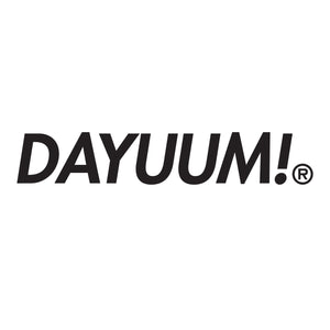 DAYUUM!® Decal - 9""