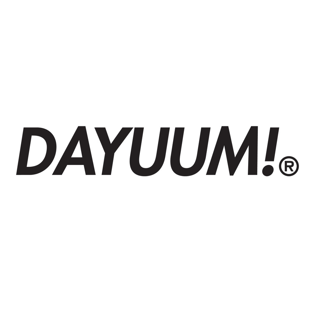 DAYUUM!® Decal - 9