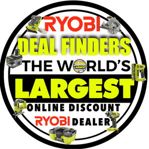DISCOUNT RYOBI TOOLS & EQUIPMENT