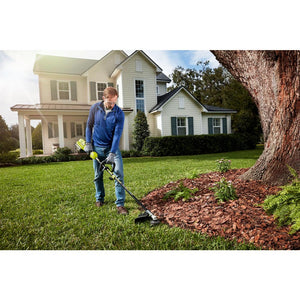 RYOBI 40-Volt Lithium-Ion Cordless Battery Attachment Capable String Trimmer (Tool Only) RY40205