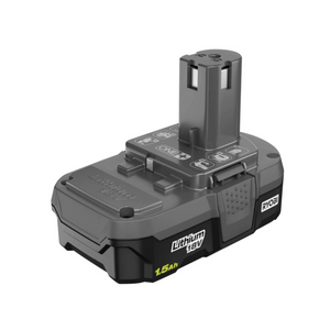 Ryobi P215K1 18-Volt ONE+ Lithium-Ion Cordless 1/2 in. Drill/Driver Kit with (2) 1.5 Ah Batteries and Charger