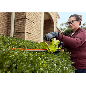 ONE+ 18 in. 18-Volt Lithium-Ion Cordless Hedge Trimmer P2607