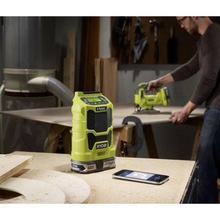 Load image into Gallery viewer, RYOBI P742 18-Volt ONE+ Cordless Compact Radio with Bluetooth Wireless Technology (Tool-Only)