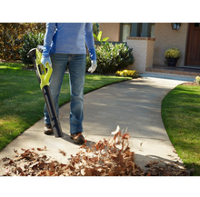Load image into Gallery viewer, RYOBI 18-Volt ONE+ Lithium-Ion Cordless 90 MPH 200 CFM Leaf Blower/Sweeper P2109