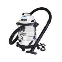 Load image into Gallery viewer, Hart 6-Gallon Stainless Steel Wet/Dry Vacuum