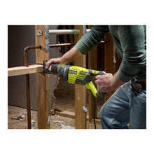 Load image into Gallery viewer, RYOBI 12 Amp Corded Reciprocating Saw RJ186V