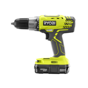 18-Volt ONE+ Lithium-ion Cordless Drill and Impact Driver Combo Kit