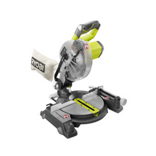 Load image into Gallery viewer, RYOBI 18-Volt ONE+ Cordless 7-1/4 in. Compound Miter Saw P552