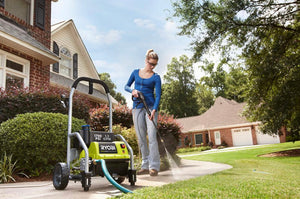 1,700 PSI 1.2 GPM Electric Pressure Washer RY14122NB