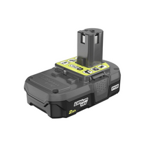 Load image into Gallery viewer, 18-Volt ONE+ 2.0 Ah Lithium-Ion Compact Battery RYOBI P190