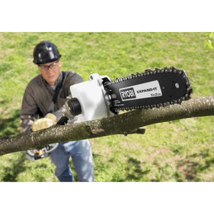 "Expand-It Universal 10"" Ryobi Pole Saw Attachment"