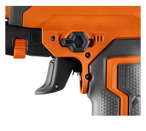 CLEARANCE RIDGID 18-Gauge 2-1/8 in. Brad Nailer with CLEAN DRIVE Technology and Sample Nails