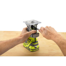 Load image into Gallery viewer, RYOBI 18-Volt ONE+ Cordless Fixed Base Trim Router (Tool Only) with Tool Free Depth Adjustment P601