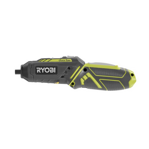 RYOBI HP44L 4-Volt QuickTurn Lithium-Ion Cordless 1/4 in. Hex Screwdriver Kit