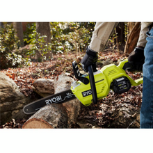 Load image into Gallery viewer, RYOBI RY40503 14 in. 40-Volt Lithium-Ion Brushless Electric Cordless Chainsaw (Tool Only)