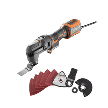 Load image into Gallery viewer, RIDGID 4 Amp Corded JobMax Multi-Tool with Tool-Free Head