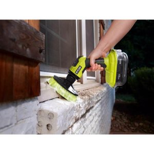 Ryobi P4510 18-Volt ONE+ Cordless Telescoping Power Scrubber (Tool Only)