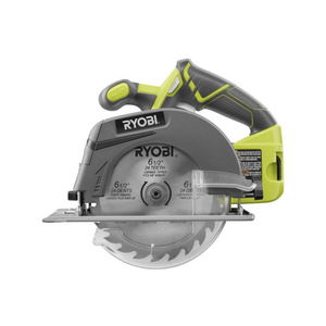 Ryobi P507 18-Volt ONE+ Cordless 6-1/2 in. Circular Saw (Tool Only)