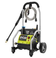 Load image into Gallery viewer, 1,700 PSI 1.2 GPM Electric Pressure Washer RY14122NB