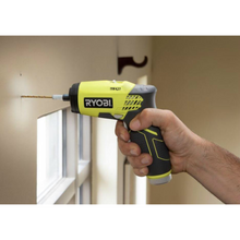 Load image into Gallery viewer, RYOBI 4-Volt Lithium-Ion Screwdriver Kit HP54L