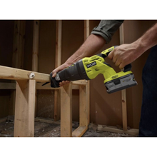 Load image into Gallery viewer, RYOBI P516 18-Volt ONE+ Cordless Variable Speed Reciprocating Saw (Tool Only)