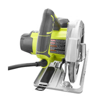 Load image into Gallery viewer, Ryobi 15 Amp Corded 7-1/4 in. Circular Saw with EXACTLINE Laser Alignment System CSB144LZK