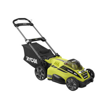 Load image into Gallery viewer, 20 in. 40-Volt Brushless Lithium-Ion Cordless Battery Lawn Mower