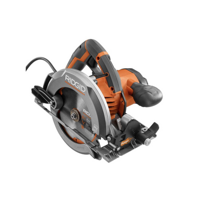RIDGID R3204 12 Amp Corded 6-1/2 in. Magnesium Compact Framing Circular Saw