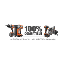 Load image into Gallery viewer, RIDGID 18-Volt OCTANE Brushless Cordless 6-Mode 1/4 in. Impact Driver (Tool Only)