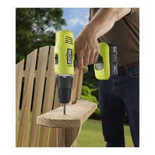 Load image into Gallery viewer, RYOBI 18-Volt ONE+ Cordless Starter Drill Kit P1810
