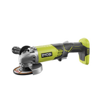 Load image into Gallery viewer, 18-Volt ONE+ Cordless 4-1/2 in. Angle Grinder RYOBI P421