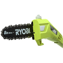 Load image into Gallery viewer, RYOBI ONE+ 8 in. 18-Volt Lithium-Ion Battery Pole Saw (Tool Only) P4360BT