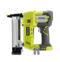Load image into Gallery viewer, RYOBI 18-Volt ONE+ Lithium-Ion AirStrike 18-Gauge Cordless Narrow Crown Stapler P360