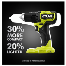 Load image into Gallery viewer, RYOBI ONE+ HP 18V Brushless Cordless Compact 1/2 in. Drill/Driver PSBDD01